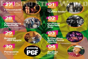 Frosinone, al via questa sera FEW Frusino Ethnic World