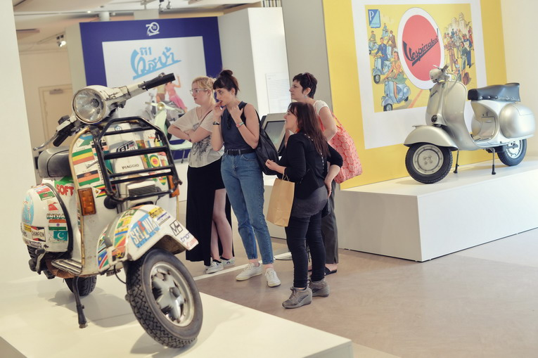 Mostra Vespa - 70 Years Young 1