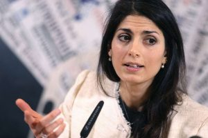 Malore per Virginia Raggi