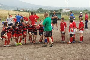 Rugby, Colleferro, l'Under 10 e l'Under 8 vincono il concentramento a Lanuvio