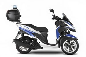 Yamaha Tricity 125 for Police