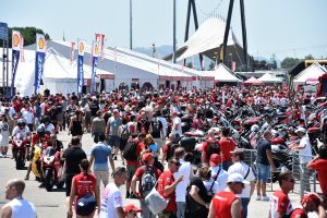 Concluso il World Ducati Week dei record!