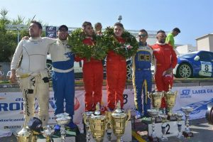 Il Rally del Tirreno sfiora quota 100