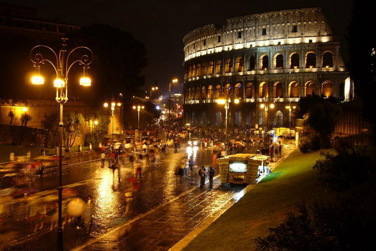 notte roma