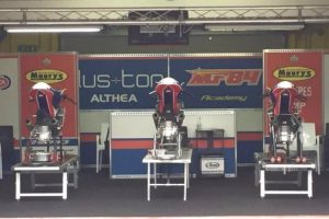 CIV round 7 e 8, Imola: week end sfortunato per il MF84 Pluston Althea