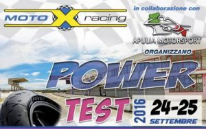 Scendi in pista il 24 e il 25 settembre all'autodromo del Levante con Michelin Power Test