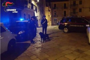 Civita Castellana, controlli nel week end, denunciate sette persone