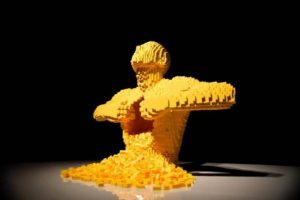 "Dal 9 dicembre torna ""The Art of the brick"" all'Auditorium Parco della Musica"