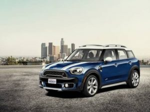MINI al Los Angeles Auto Show 2016