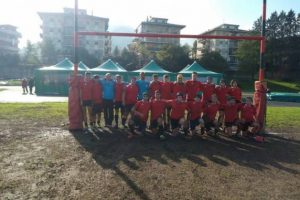 Ldm Colleferro Rugby 1965, come cresce l'Under 16: battuto il Paganica per 22-17