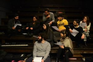 MOONSHINE vol. 2 – secondo appuntamento   con il reading clandestino del Nostos Teatro