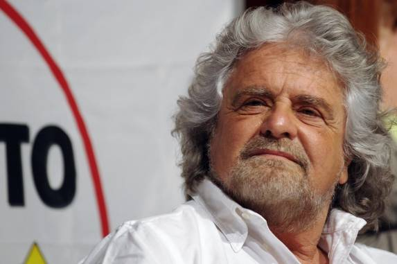 Il blog di Grillo e i post di Beppe Grillo