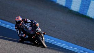 Sbk: test produttivo per Lowes e van der Mark