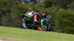 Sbk: Rea conclude al top i test in Australia