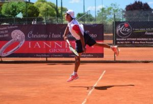 Tennis, Tc New Country Club, completate le qualificazioni: da oggi via al tabellone principale del Future