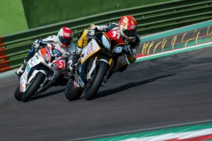 DMR Racing Team con Matteo Ferrari nella European Superstock a Imola