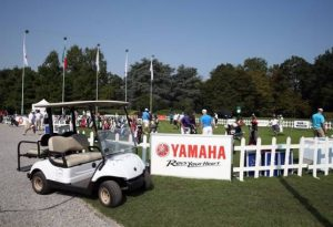 """Yamaha golf Challenge 2017"": il primo ""fairway to heaven"" targato Tre Diapason"
