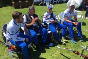 Tiro con l'arco, European Gran Prix, compound azzurri da applausi
