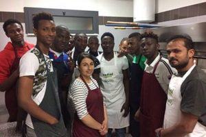 A Roma il primo Integration Pizza Day