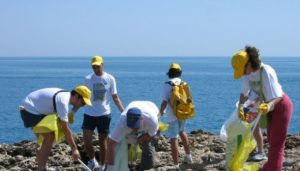 Spiagge e fondali Puliti – Clean up the Med