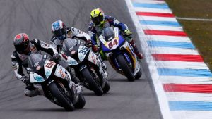 L'Althea BMW Racing Team entusiasta del round inglese