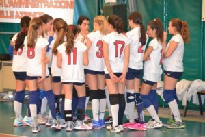 Pallavolo, Volley Club Frascati, l'Under 12 femminile approda alla Final Four di categoria