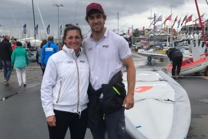 Vela, Kieler Woche, Silvia Zennaro e Francesco Marrai primi in Germania