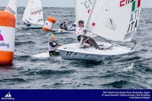 World Cup Series Final 2017 – Santander, concluse le regate di flotta