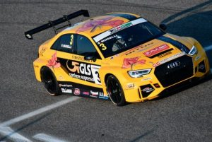 TCR, Mugelli guarda in alto