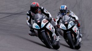 L'Althea BMW guarda con fiducia a Laguna Seca
