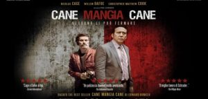 Cane mangia Cane (don't touch my Tarantino)