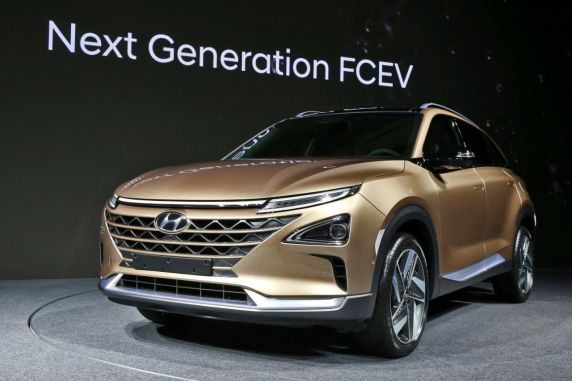 Suv Hyundai full cell