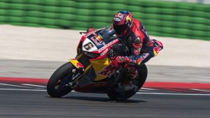 Sbk: preview Red BullHonda Team