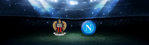 Champions League, Nizza-Napoli: 2-0
