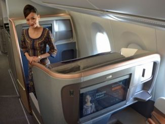 singapore airlines Sing 4