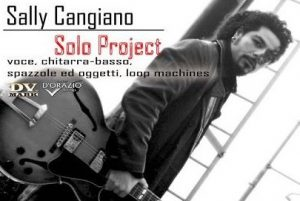A Sala Ichòs  Sally Cangiano in Solo Project
