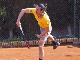 Tennis, Tc New Country Club Frascati, Crocitti saluta la serie C