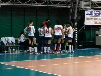 "Volley Club Frascati Under 16, De Gregorio: ""Prima partita positiva"""