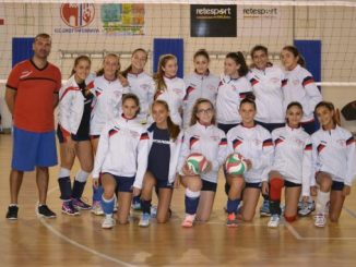 Volley, S. Nilo Grottaferrata, lavoro e crescita per l'Under 16 Elite