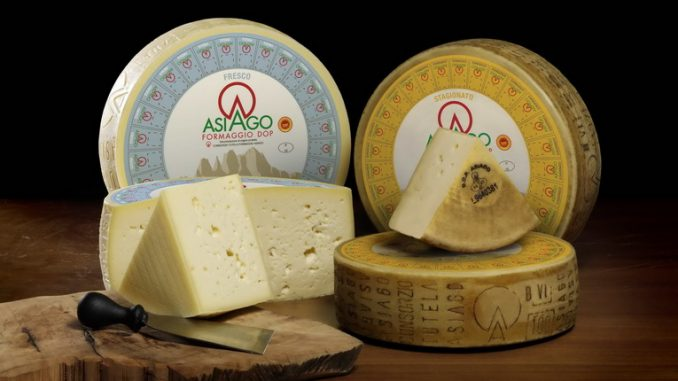 Doppietta Asiago DOP ai World Cheese Awards