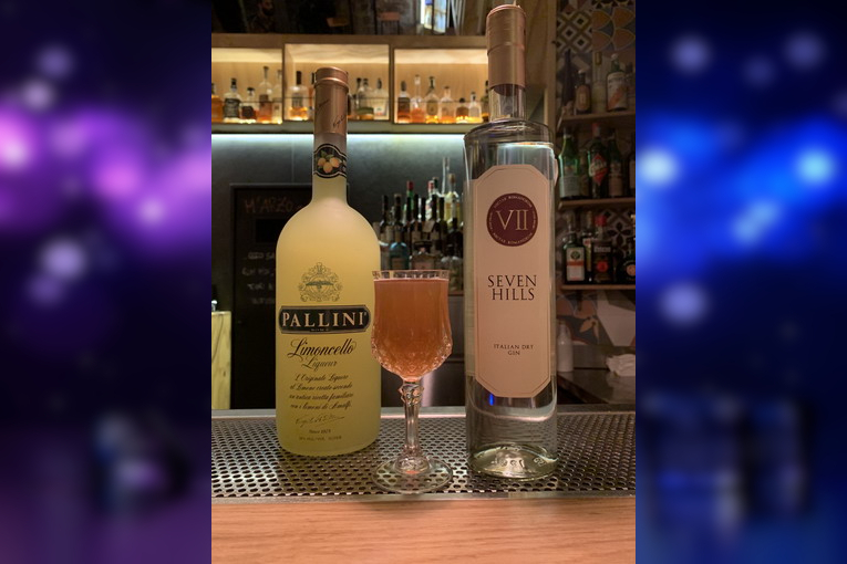 Recovers Talent N° 23, il drink ispirato a Space Jam ideato da Rocco Ronzini