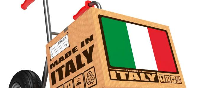Export: Made in Italy cresce del 2,7% nel primo semestre