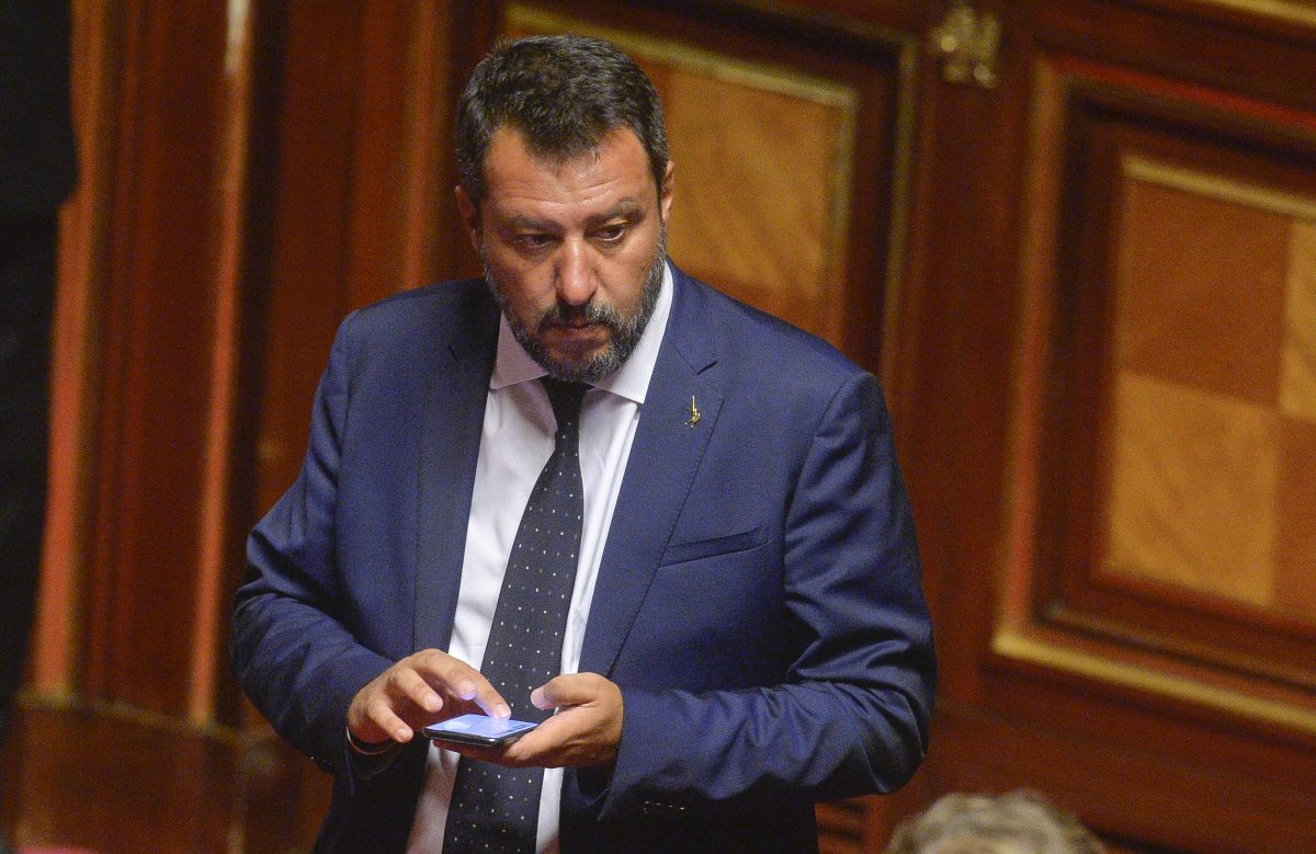 "Salvini fa marcia indietro: ""No all'alleanza M5S-Pd"""