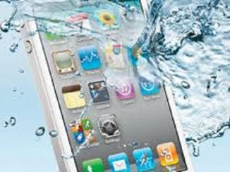 iphone acqua